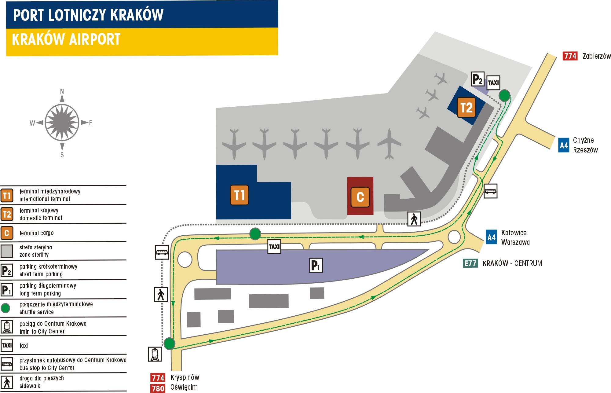 Krakow Airport Terminal Map Transportation | His Master's Voice 4th Annual Symposium   Utopias